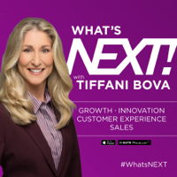 What's Next! with Tiffani Bova podcast