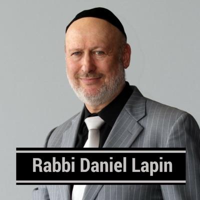 Rabbi Daniel Lapin's podcast