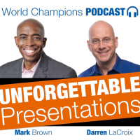 Unforgettable Presentations podcast