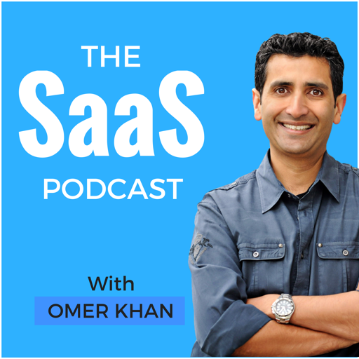 Cover image of The SaaS Podcast - SaaS, Startups, Growth Hacking & Entrepreneurship
