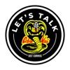 Let's Talk - Cobra Kai artwork