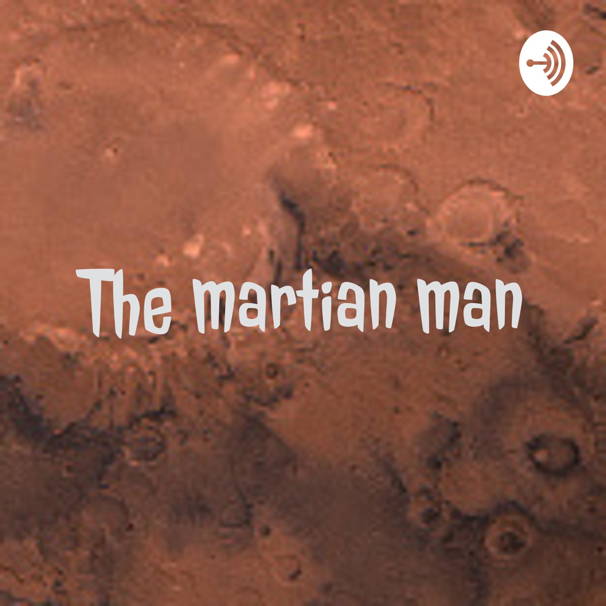 The martian man