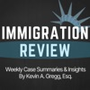 Immigration Review artwork
