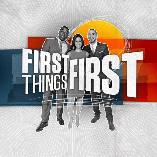Cover image of First Things First