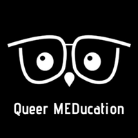 Podcast cover art for Queer MEDucation