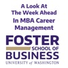 A Look At The Week Ahead in MBA Career Management