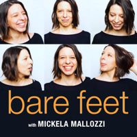 Bare Feet with Mickela Mallozzi   Dance In The Lives of Everyday People podcast