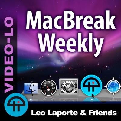 MacBreak Weekly (Video LO):TWiT