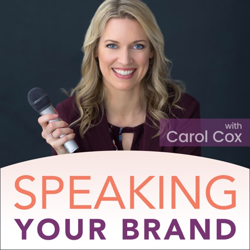 Cover image of Speaking Your Brand