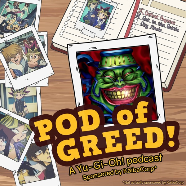 Pod of Greed