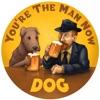 Man Dog Pod artwork