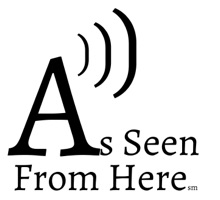 Cover image of As Seen From Here