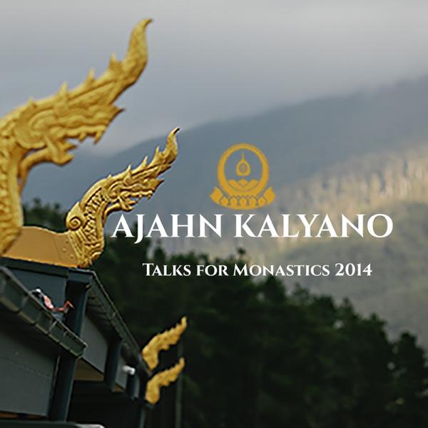 Talks for Monastics 2014