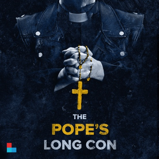Cover image of The Pope's Long Con