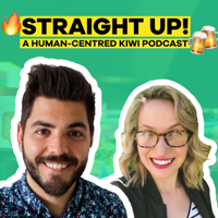 Straight Up! podcast