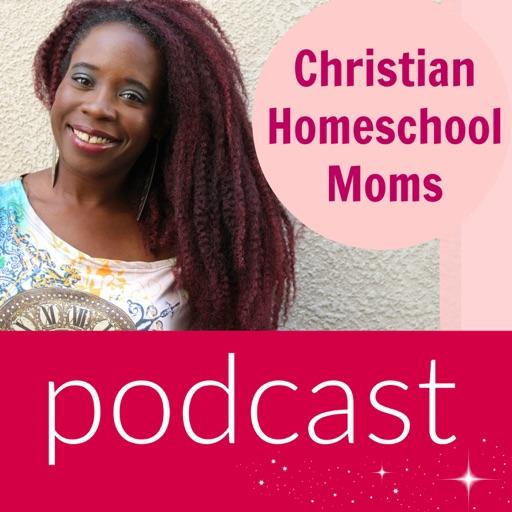 Cover image of Christian Homeschool Moms Podcast   Christian Homeschool Moms