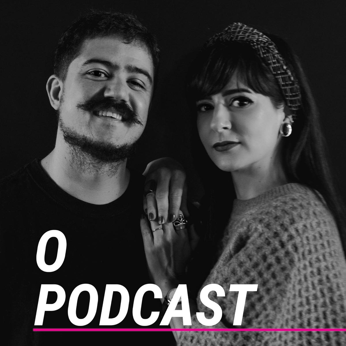 O Podcast com Paulo Cuenca e Dani Noce