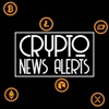 Crypto News Alerts | Daily Bitcoin (BTC) & Cryptocurrency News artwork