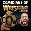 Comedians of Wrestling artwork