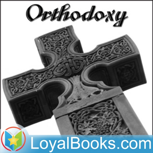 Cover image of Orthodoxy by G. K. Chesterton
