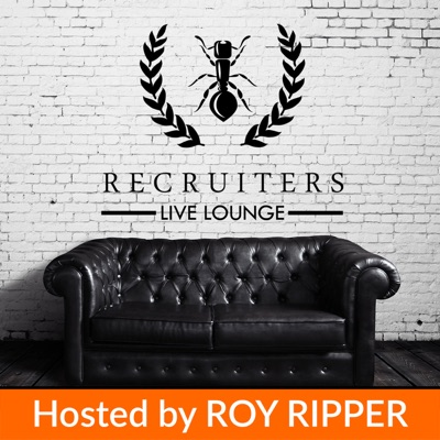 Recruiters Live Lounge | Get Inspired! | Weekly Interviews with the best Recruitment Business Leader