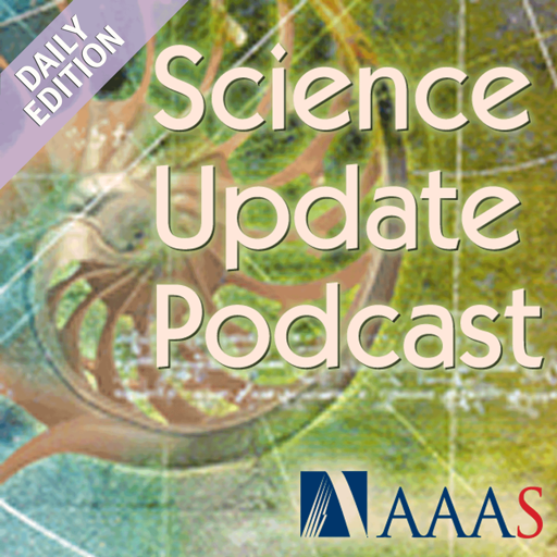 Cover image of Science Update Podcast - Daily Edition