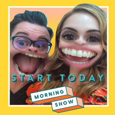 Start Today Morning Show:Rachel Hollis