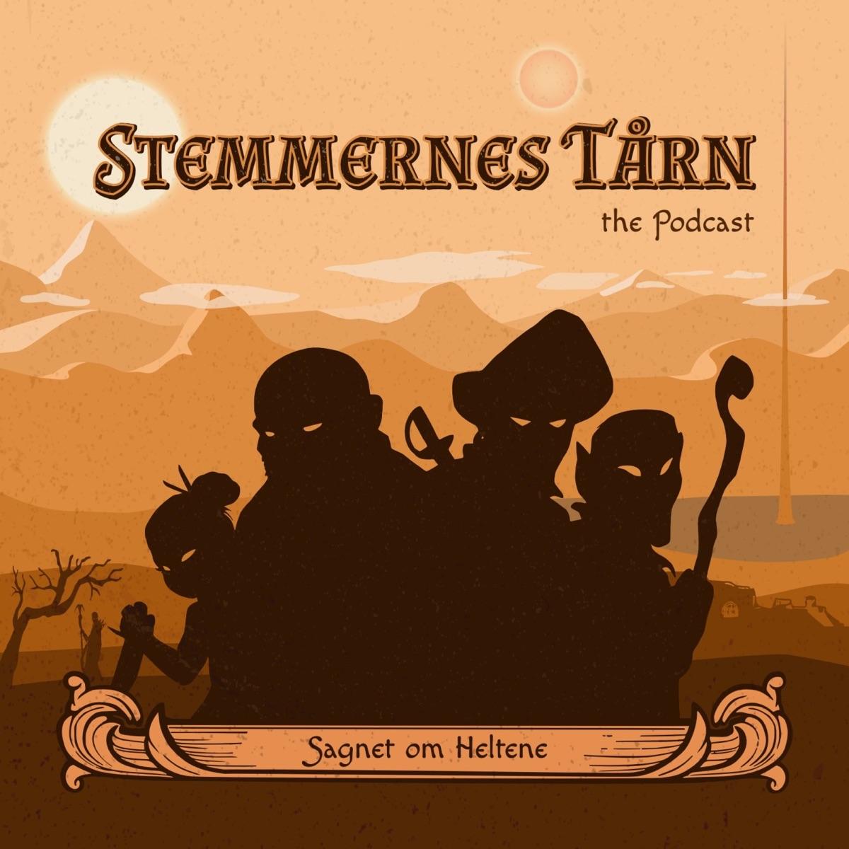 Stemmernes Tårn, The Podcast