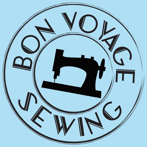 Cover image of Bon Voyage Sewing