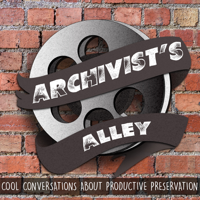 Archivist's Alley podcast