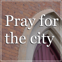 Pray for the city podcast