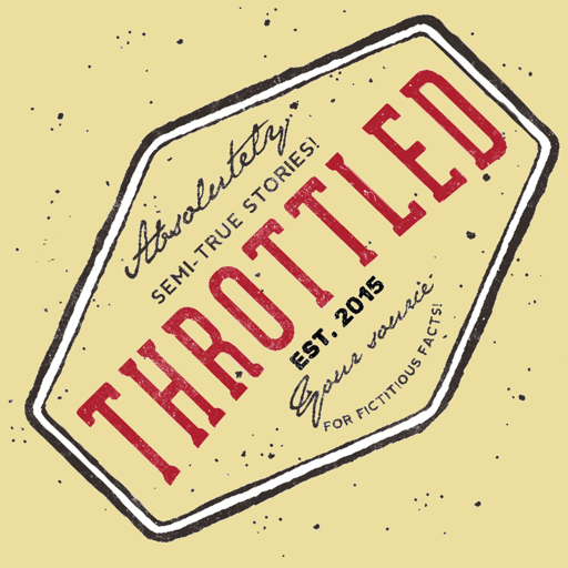 Cover image of Throttled Motorcycle Podcast