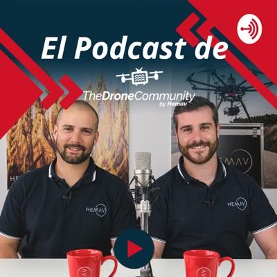 El Podcast de The Drone Community:The Drone Community by Hemav