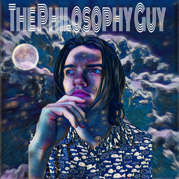 The Philosophy Guy | Philosophy, Psychology, Spirituality, and Consciousness Artwork