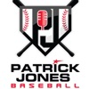 Patrick Jones Baseball artwork