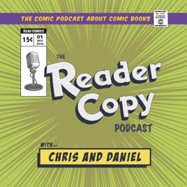 The Reader Copy Podcast on Apple Podcasts