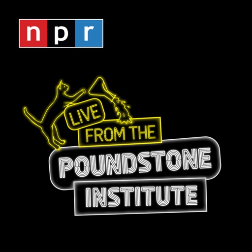 Cover image of Live from the Poundstone Institute