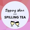 Sipping Wine & Spilling Tea artwork