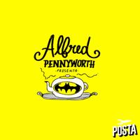 Alfred Pennyworth Presenta podcast