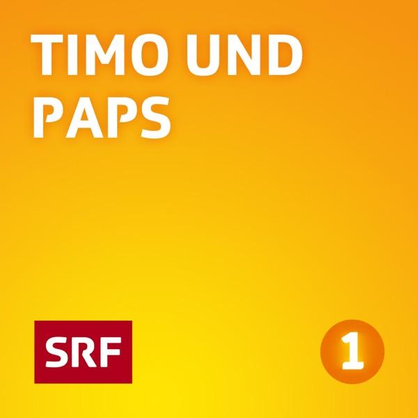 Timo und Paps