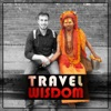 Travel Wisdom Podcast -travel and learn languages for success and money artwork