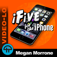 iFive for the iPhone (Video LO) podcast