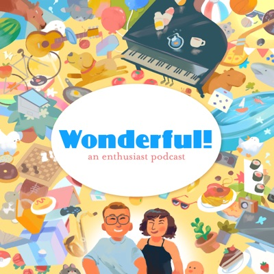 Wonderful!:Rachel and Griffin McElroy