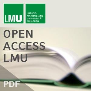Katholische Theologie - Open Access LMU - Teil 01/02