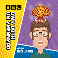 Elis James – Dwy Iaith, Un Ymennydd podcast
