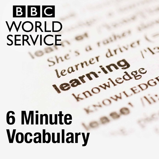 Cover image of 6 Minute Vocabulary