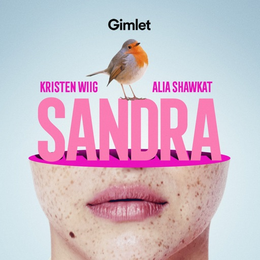 Cover image of Sandra