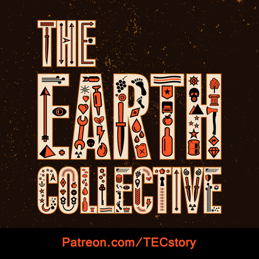 Cover image of The Earth Collective