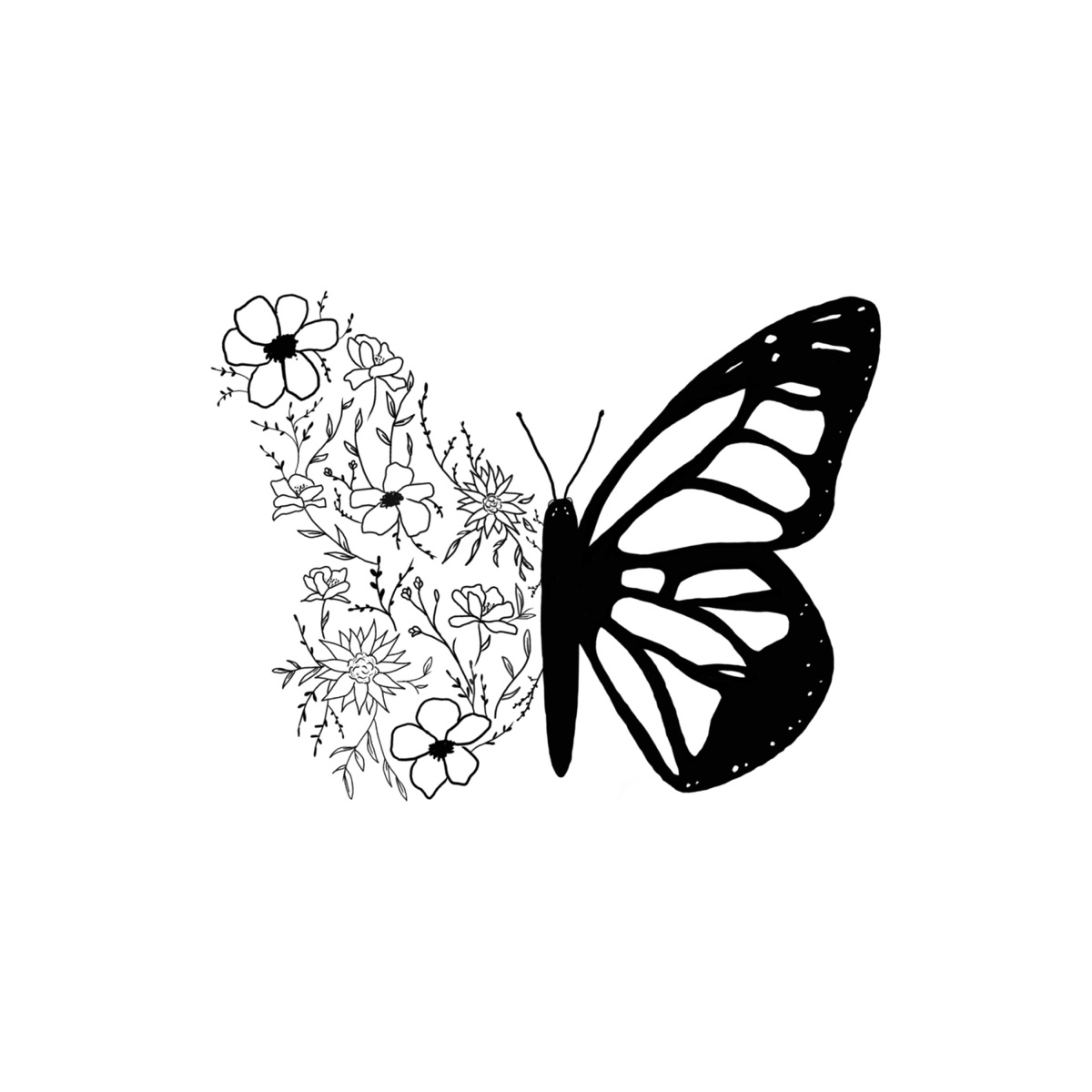 Unsocial Butterfly