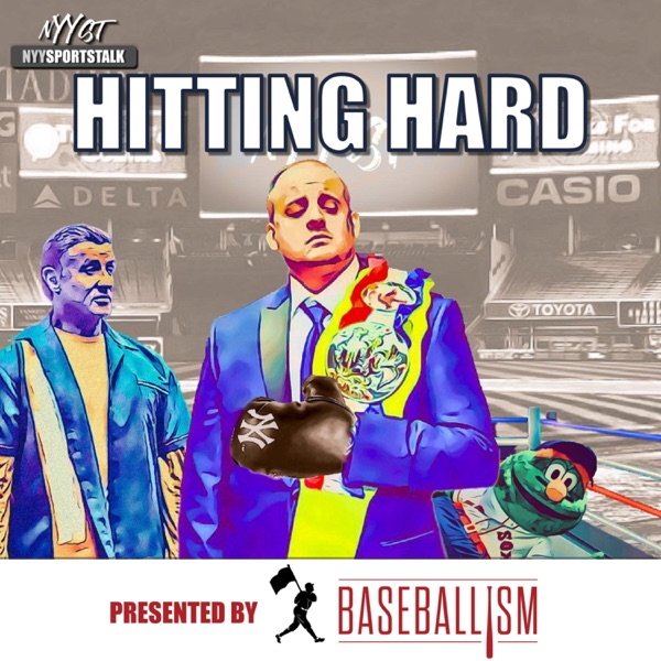 Hitting Hard - New York Yankees Live Discussion